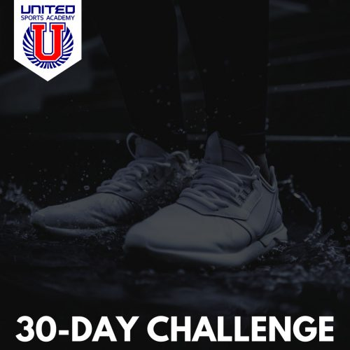 30 Day Challenge Graphic